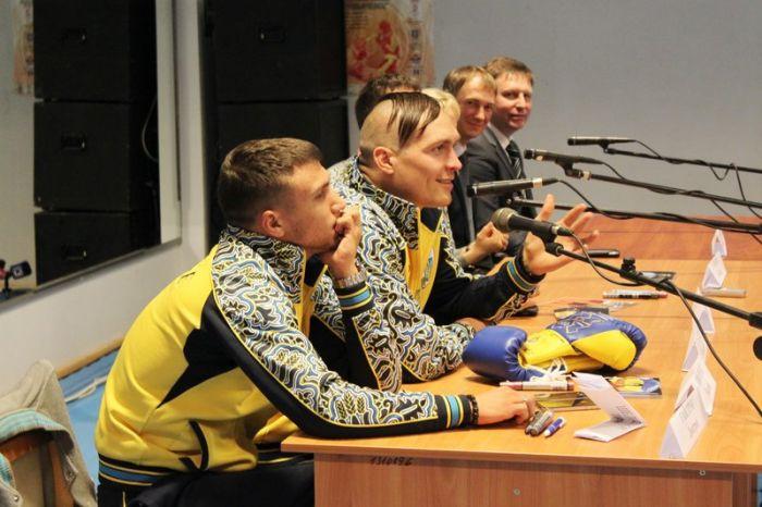Мариуполь посетила олимпийская сборная Украины по боксу, фото-1