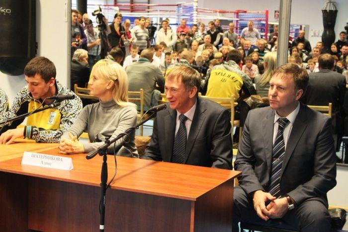 Мариуполь посетила олимпийская сборная Украины по боксу, фото-2