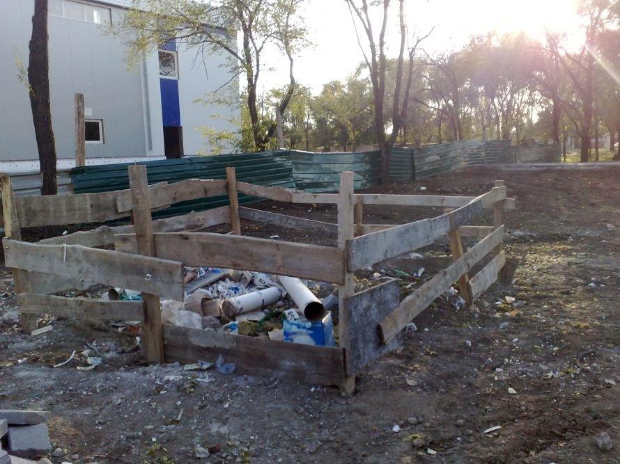 Закончат ли строить Ледовую Арену в Кривом Роге до выборов? (ФОТО), фото-4