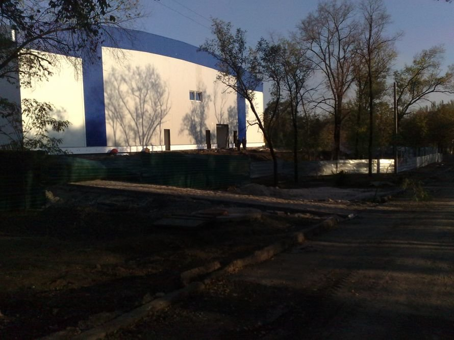Закончат ли строить Ледовую Арену в Кривом Роге до выборов? (ФОТО), фото-8