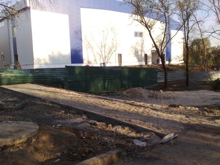 Закончат ли строить Ледовую Арену в Кривом Роге до выборов? (ФОТО), фото-3