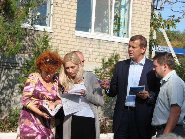 Сергей Клюев продолжает встречаться с артемовскими избирателями, фото-3
