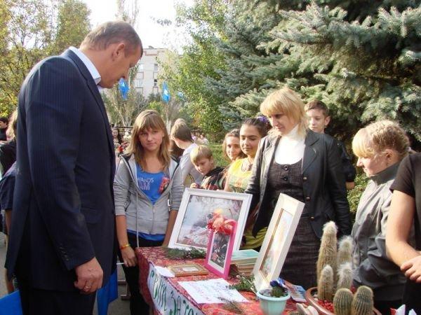 Сергей Клюев продолжает встречаться с артемовскими избирателями, фото-4