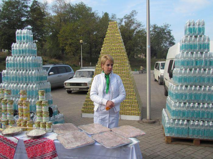 Городской голова на выставке-ярмарке заманивал иногородних товаропроизводителей в Мариуполь  (ФОТО), фото-14