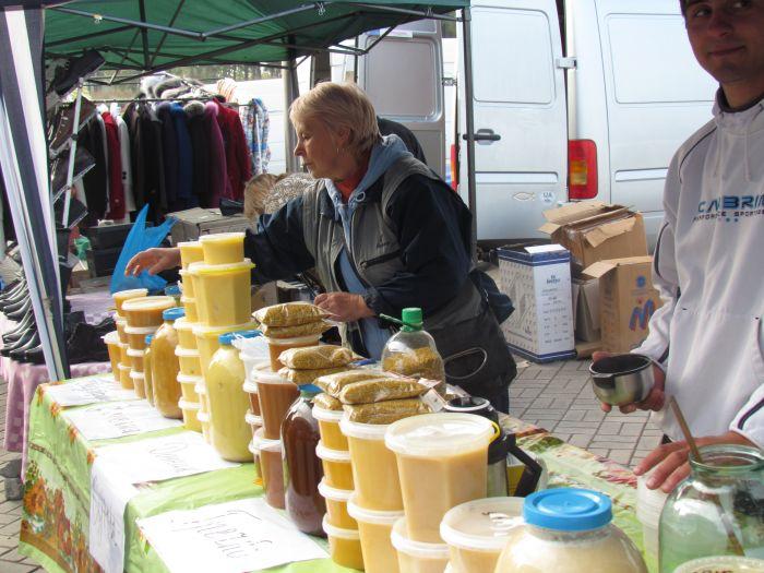 Городской голова на выставке-ярмарке заманивал иногородних товаропроизводителей в Мариуполь  (ФОТО), фото-19