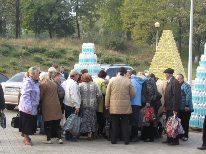 Городской голова на выставке-ярмарке заманивал иногородних товаропроизводителей в Мариуполь  (ФОТО), фото-15