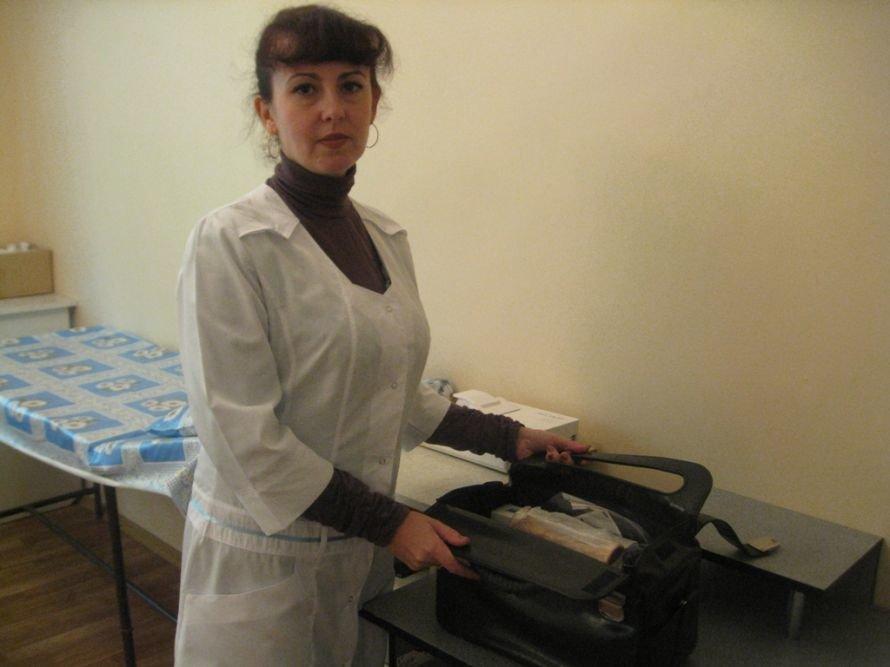 На Днепропетровщине одна амбулатория потянула на 100 тысяч (ФОТО), фото-1
