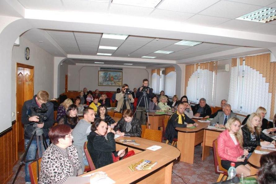 Председатель ГНС в Кировоградской области Игорь Вириенко встретился с представителями малого и среднего бизнеса, фото-1