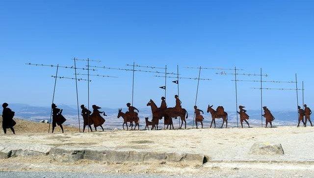 Днепропетровский путешественник рассказал о своем захватывающем путешествии в Испанию по стопам Пауло Коэльо (ФОТО), фото-2