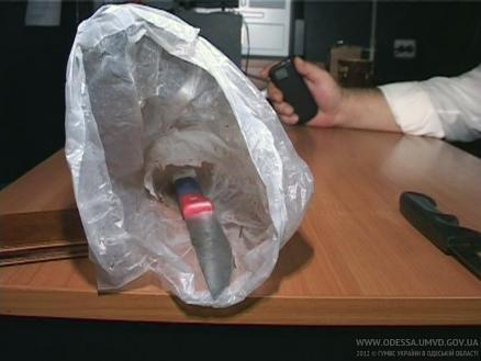 Одесская милиция показала убийцу девочки (Фото, Видео), фото-1