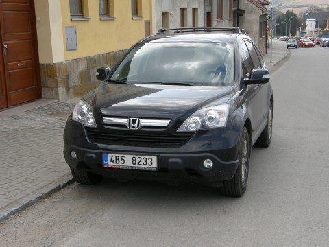 Угонщики Honda CR-V из Мариуполя «засветились» в Донецке и Макеевке, фото-1