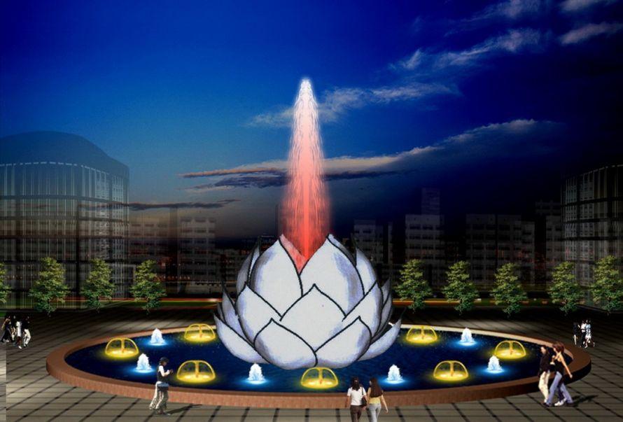 Lotus Fountain_новый размер