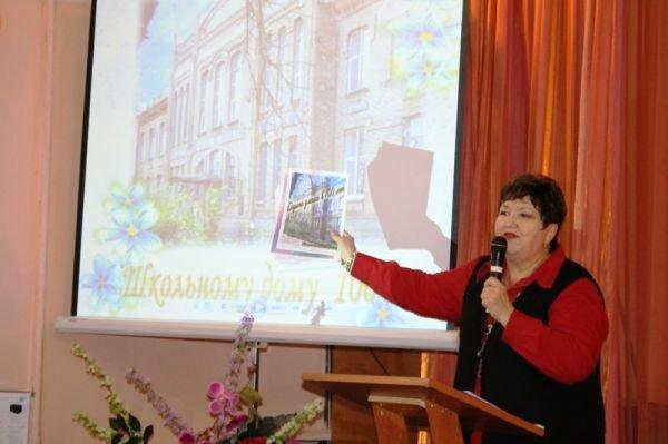 «Дорога длиною в  100 лет»: старейшая школа Артемовска отметила юбилей, фото-3