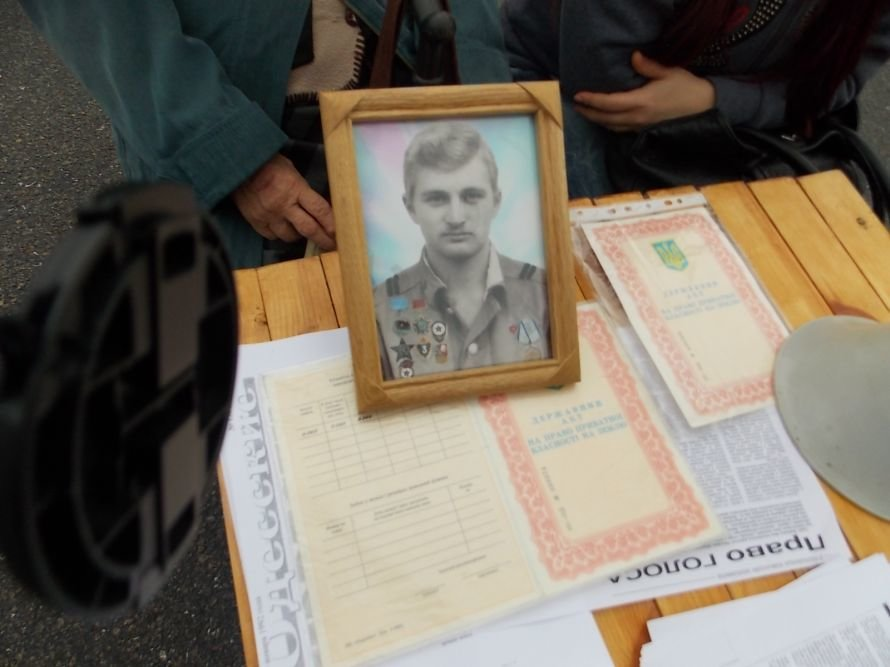 Одесских афганцев лишили земли в элитном поселке: «золотые сотки» понадобились бизнесменам (Фото), фото-1
