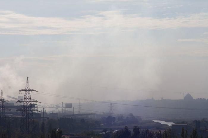 В сентябре над Мариуполем смог висел в течение 23 дней (ФОТО, Видео), фото-2