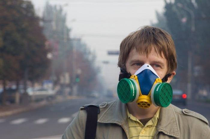 В сентябре над Мариуполем смог висел в течение 23 дней (ФОТО, Видео), фото-3