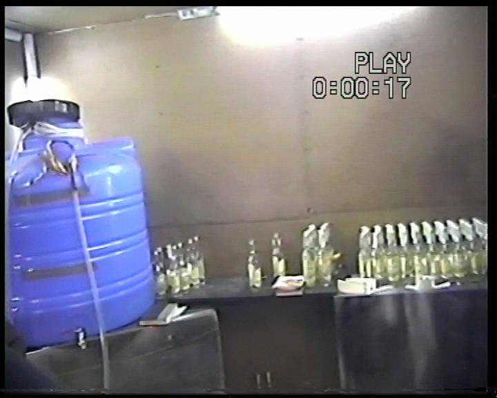 Днепропетровск_На Дніпропетровщині викрито підпільний цех з виготовлення алкогольних напоїв_15.10