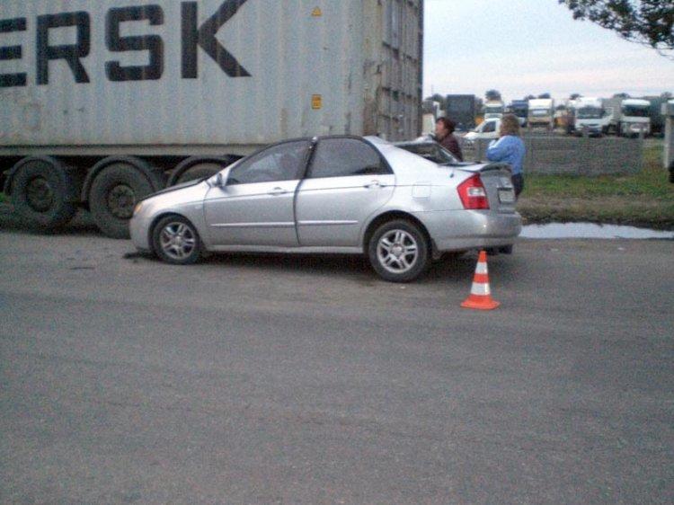 В Днепропетровске погиб водитель иномарки, поскольку был сильно пьян (ФОТО), фото-1