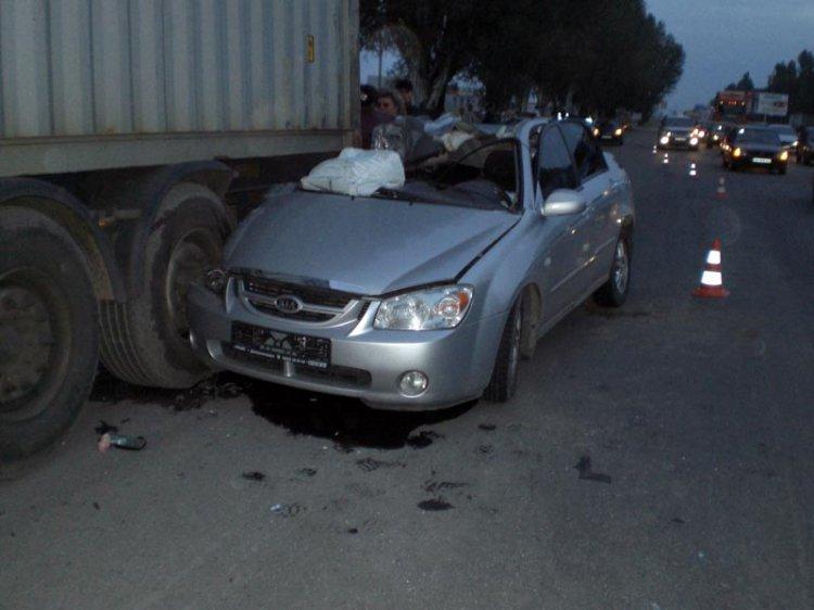 В Днепропетровске погиб водитель иномарки, поскольку был сильно пьян (ФОТО), фото-2
