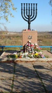 Мариупольские евреи почтят память расстрелянных на Агробазе (ФОТО), фото-1