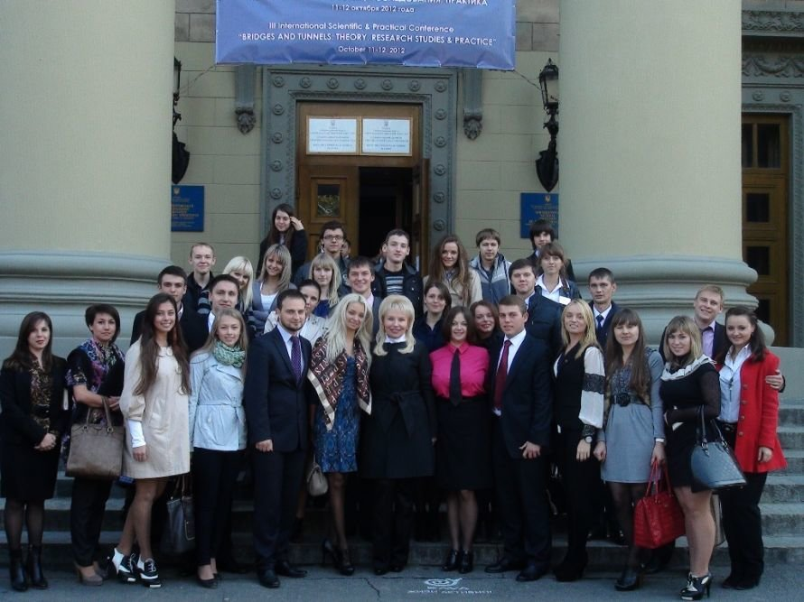 В Днепропетровск съехались сотни студентов учиться уму-разуму (ФОТО), фото-1