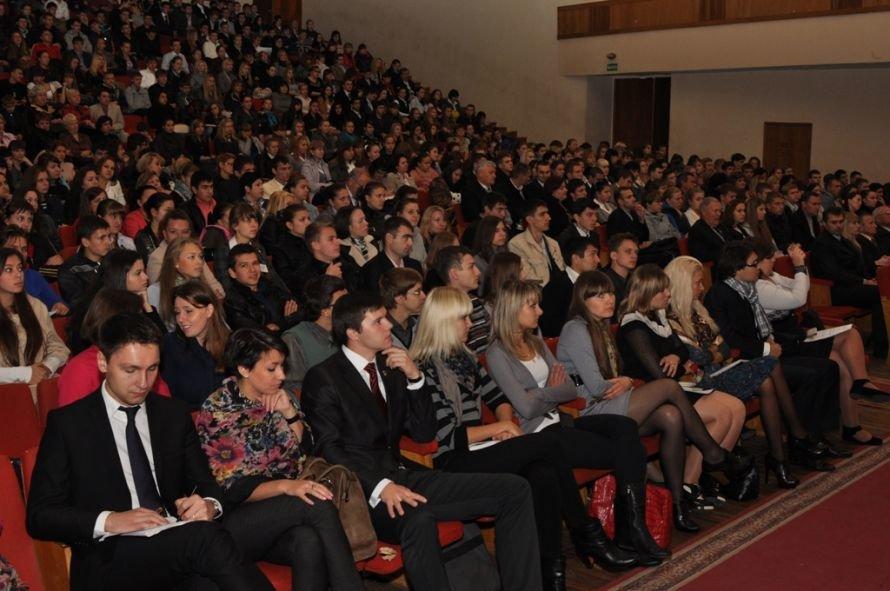В Днепропетровск съехались сотни студентов учиться уму-разуму (ФОТО), фото-2