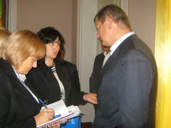 Встреча Сергея Клюева с предпринимателями: «Мы будем вместе развивать наш регион!», фото-3