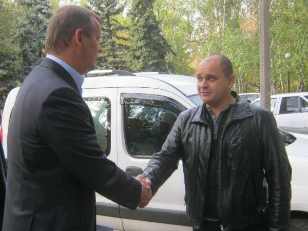 Встреча Сергея Клюева с предпринимателями: «Мы будем вместе развивать наш регион!», фото-1