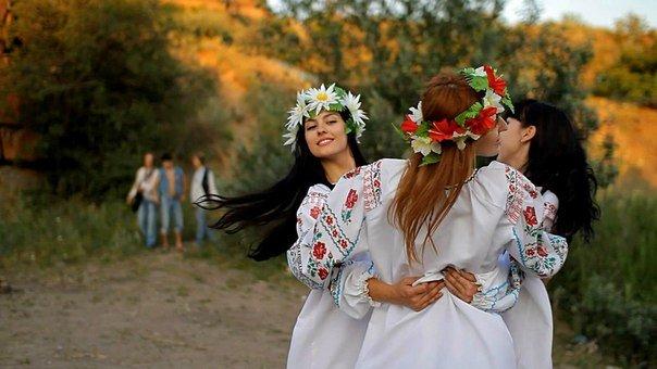 В Мариуполе презентовали короткометражный фильм «Купальські легенди» (ФОТО), фото-4