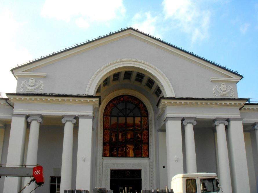 В Кривом Роге не успели отремонтировать театр в срок: работа все еще кипит (ФОТО), фото-10