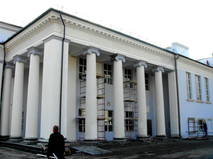 В Кривом Роге не успели отремонтировать театр в срок: работа все еще кипит (ФОТО), фото-2