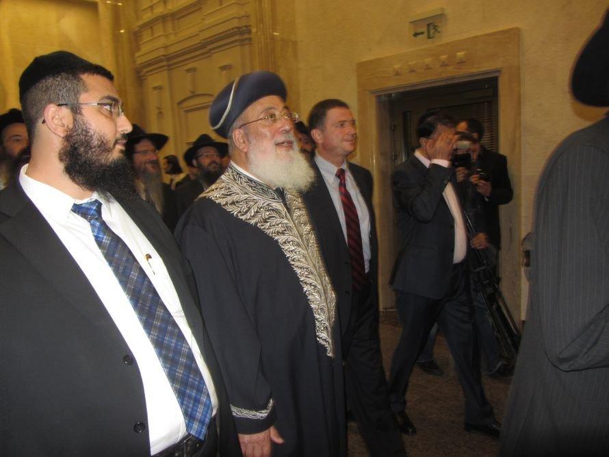 «Менору» в Днепропетровске открывали политики, олигархи и религиозные лидеры еврейского народа (ФОТОРЕПОРТАЖ), фото-7