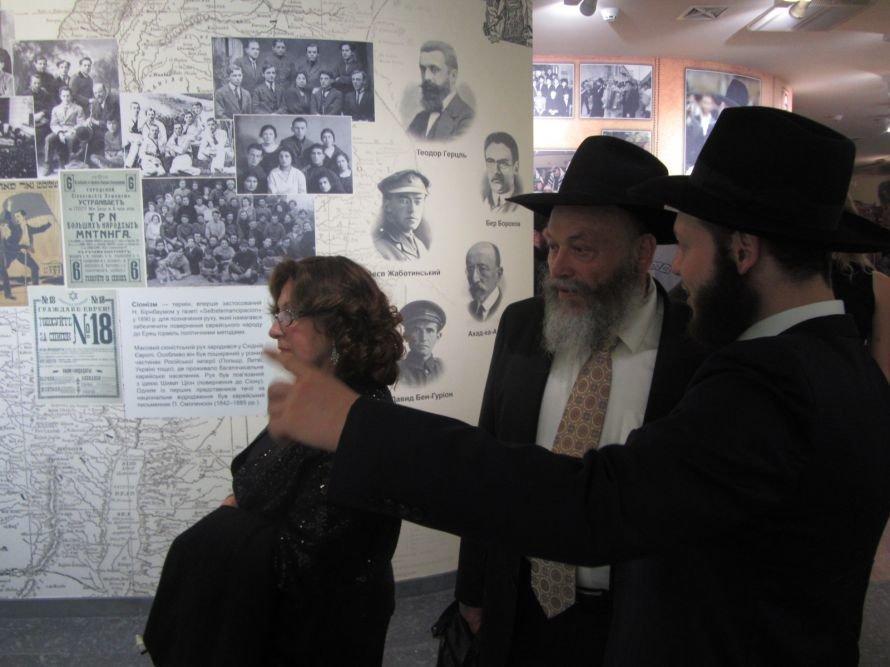 «Менору» в Днепропетровске открывали политики, олигархи и религиозные лидеры еврейского народа (ФОТОРЕПОРТАЖ), фото-9