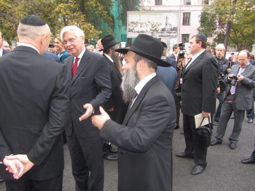 «Менору» в Днепропетровске открывали политики, олигархи и религиозные лидеры еврейского народа (ФОТОРЕПОРТАЖ), фото-5