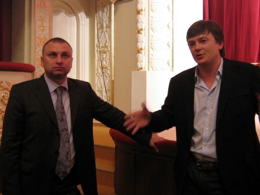 Кировоградский театр имени Кропивницкого готов к открытию, фото-1