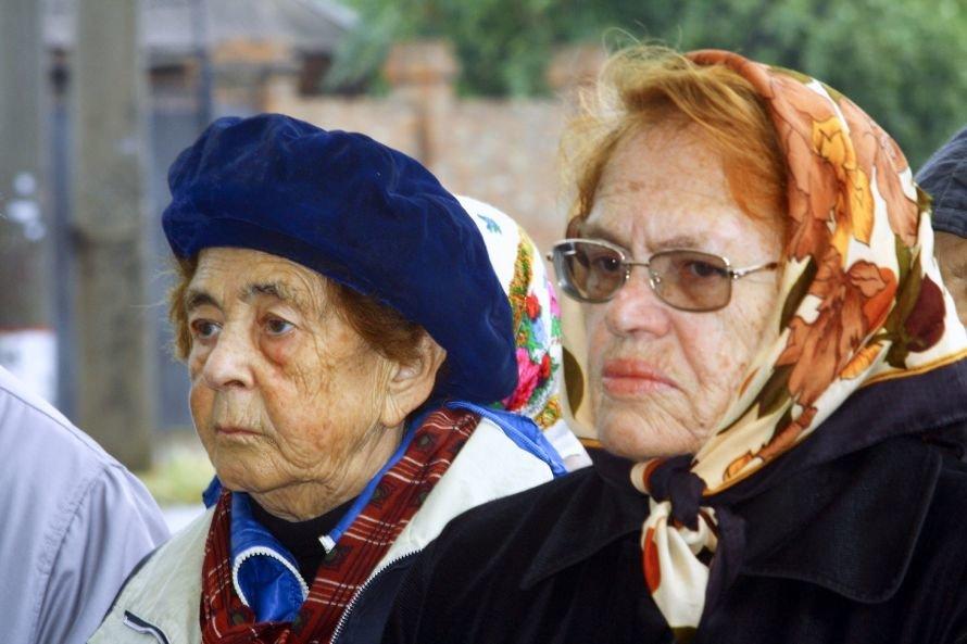 В Кривом Роге почтили память евреев, погибших во время Холокоста (ФОТО), фото-4