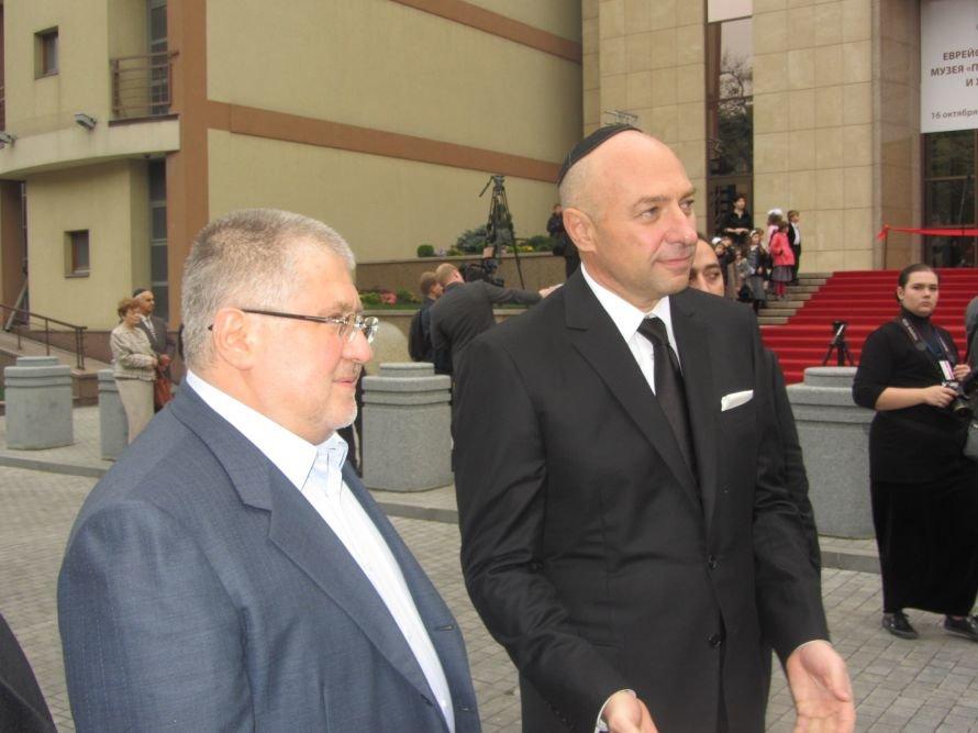 Губернатор Вилкул на открытии «Меноры» в Днепропетровске говорил о толерантности (ФОТО), фото-2