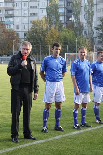 Матч в поддержку спорта между Мариупольским горсоветом и Першотравневым районом, фото-2