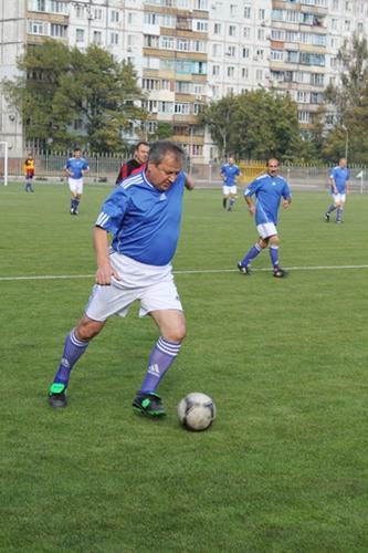 Матч в поддержку спорта между Мариупольским горсоветом и Першотравневым районом, фото-4