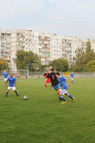 Матч в поддержку спорта между Мариупольским горсоветом и Першотравневым районом, фото-5