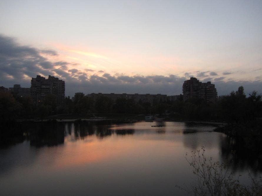 Удивительное рядом: вечерние красоты Краснокаменского озера (ФОТО), фото-1