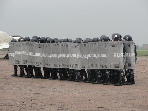 Террористы в кировоградском аэропорту (Фото), фото-1