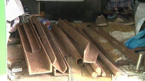 На Днепропетровщине вандал надругался над могилами (ФОТО), фото-1