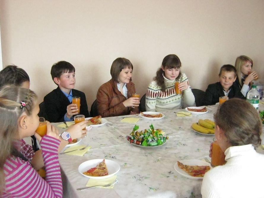 В Кировограде налоги  сладки для тех, кто их рисует, фото-4
