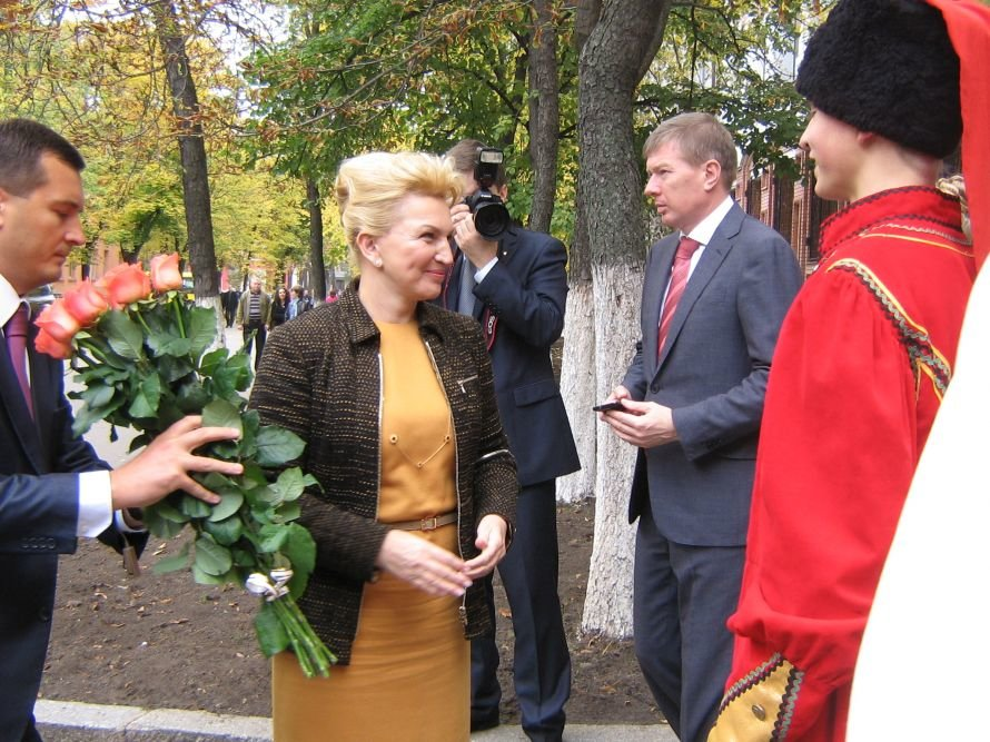 Министр здравоохранения Раиса Богатырева посетила Кировоград, фото-1