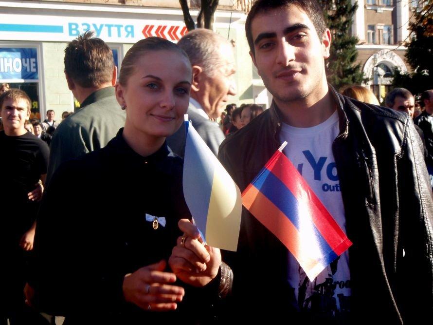 В Кривом Роге евреи, армяне, грузины и немцы стали одной большой семьей (ФОТО), фото-16
