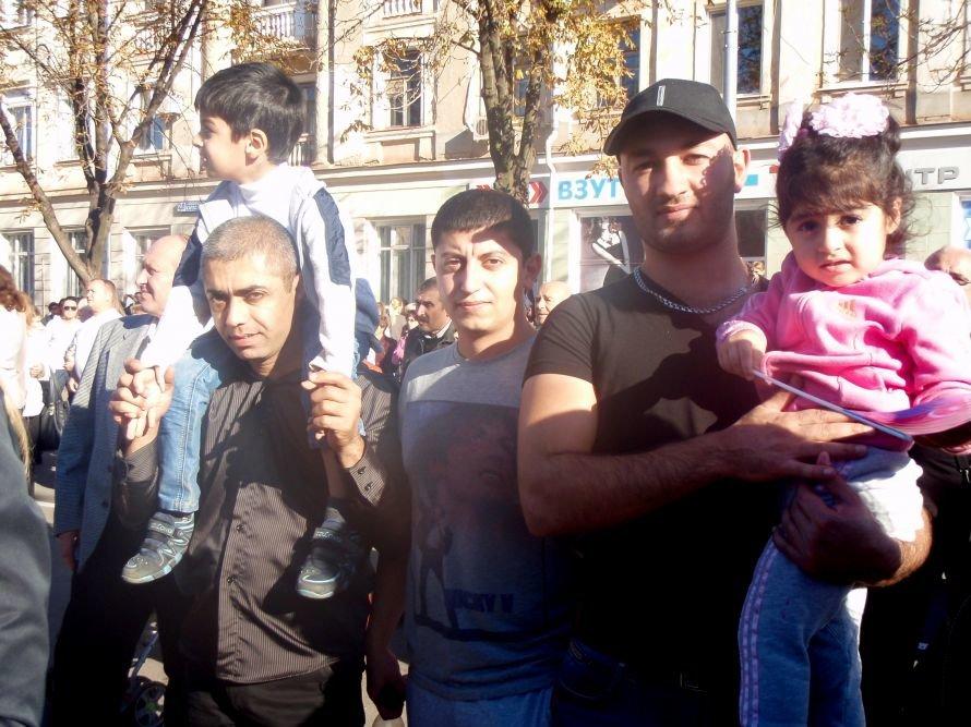 В Кривом Роге евреи, армяне, грузины и немцы стали одной большой семьей (ФОТО), фото-14