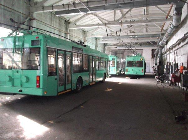 Козырь в рукаве? Новенькие зеленые троллейбусы мариупольцам  презентуют за  четыре дня до выборов (Фотофакт), фото-2