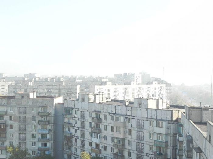 В Мариуполе смог окутал сразу несколько микрорайонов (ФОТО), фото-1