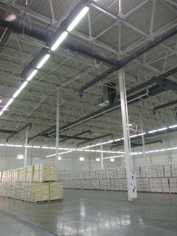 Завод «Артемовск-Вайнери» открыл новый склад на 2 миллиона бутылок игристого (фото) - фото 1